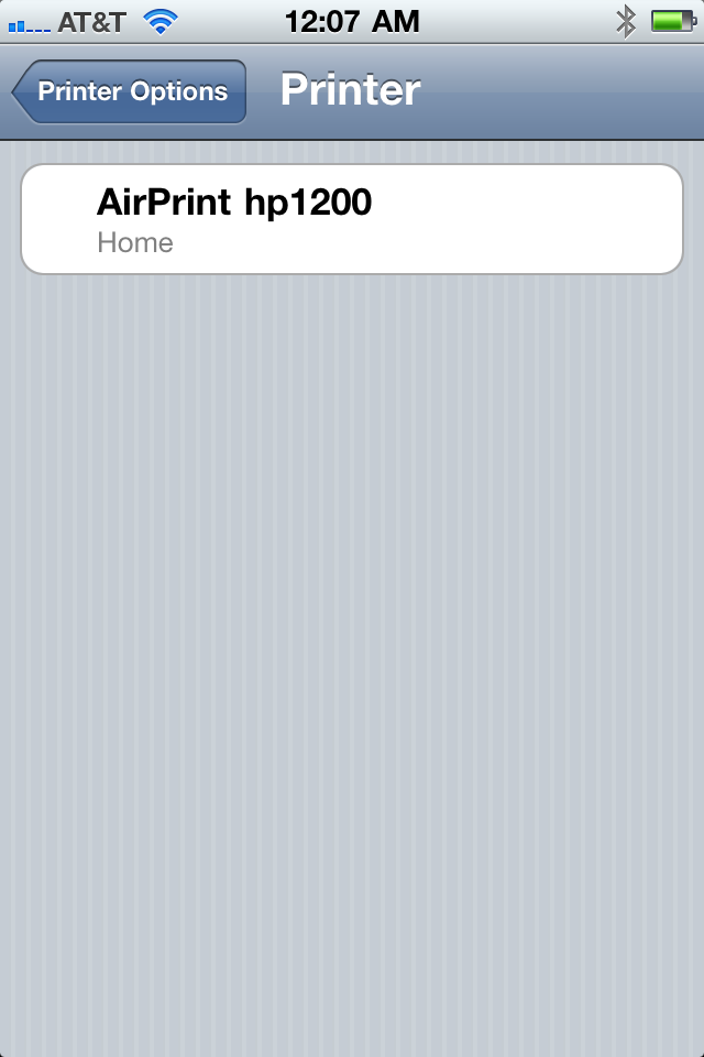 AirPrint Linux 1
